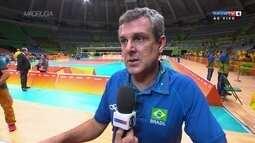 Após eliminação da Rio 2016, Zé Roberto deixa futuro na seleção feminina de vôlei em aberto