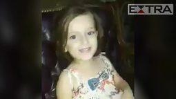 Vídeo angustiante de menina síria cantando antes de bombardeio em Aleppo viraliza