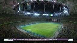 Mais de 2000 itens foram esquecidos nas arenas da olimpíada
