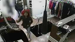 Casal é preso após suspeita de assaltar loja de roupas em Mogi das Cruzes