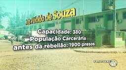 Seres apresenta balanço da Penitenciária de Caruaru um mês após as rebeliões