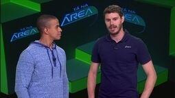 Bruninho fala sobre novos objetivos após título olímpico no vôlei