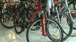 Melhorar a saúde, economia de tempo e dinheiro: Veja os benefícios do uso da bicicleta