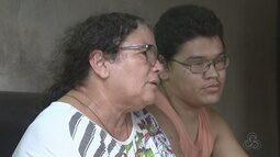 Mulher cobra cirurgia para o filho que sofre de glaucoma em Roraima