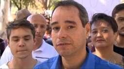 Candidato à PBH, Luís Tibé, do PT do B, fala das propostas de campanha para jovens