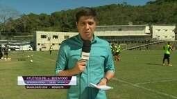 Botafogo se prepara para enfrentar o Atlético-PR pelo Campeonato Brasileiro