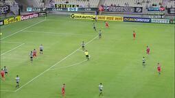 Confira os gols de Ceará 1 X 1 CRB, pela 21ª rodada da Série B