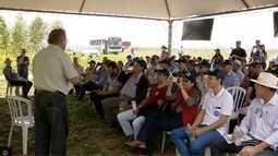 Produtores rurais aprenderam sobre a integração lavoura, pecuária e floresta