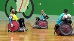 Conheça as regras do rugbi paralímpico