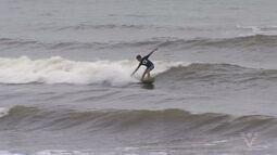 Veja como foi a etapa do Paulista de Surfe