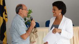 Congresso da Embrapa recebe representantes da TV Bahia; veja como foi o evento