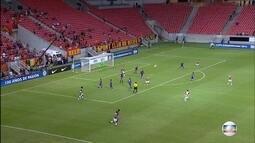 Santa e Sport ficam no 0 a 0 na Copa Sul-Americana