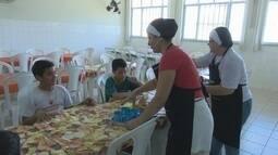 Em Roraima, pessoas dedicam o tempo livre para realizar trabalho voluntário