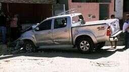 Mulher atropelada dentro de casa em Fortaleza é sepultada