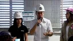 João Doria conversa com operários e trabalhadores no Brás