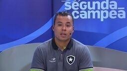 Jair Ventura elgoia postura do Botafogo após mudança de técnico