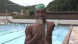 Nadador de Guarujá representa a cidade nos Jogos Paralímpicos