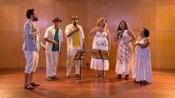 Grupo Casa Voz faz arranjos surpreendentes para músicas do folclore brasileiro