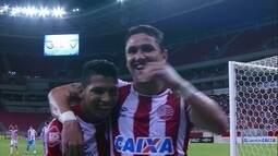 Os gols de Náutico 3 x 1 Paysandu pela 26ª rodada do Brasileirão série B