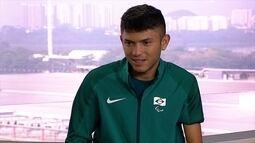 Petrúcio Ferreira cita parceria com Yohansson Nascimento nas pistas