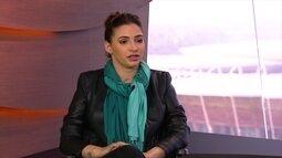 Lais Souza revela as emoções que sentiu na Paralimpíada