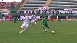 Os gols de Chapecoense 2 x 2 Ponte Preta pela 26ª rodada do Brasileirão