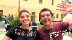 Confira o making of do programa É do Pará