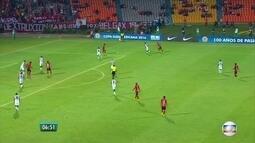 Santa Cruz perde para o Medellín, pela Copa Sul-Americana