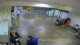 MP denuncia suspeito de matar jovem no aeroporto de Porto Alegre