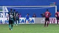Oeste 1x2 Goiás: confira os melhores momentos do jogo