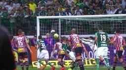 Palmeiras enfrenta o Coritiba e precisa da vitória para seguir na liderança