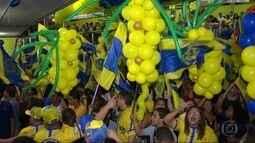 Paraíso do Tuiuti escolhe samba do Carnaval 2017