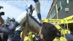 Max Wilson conquista a pole pra corrida da Stock Car
