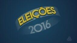 Veja a agenda de candidatos a prefeito de Manaus