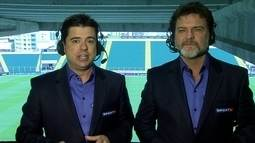 Paulinho Criciúma analisa a vitória do Figueirense sobre o Santa Cruz por 3 a 1