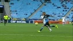 Melhores momentos de Grêmio 1 x 0 Chapecoense pela 27ª rodada do Campeonato Brasileiro