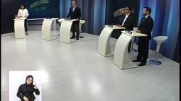 Confira o quarto bloco do debate com os candidatos à Prefeitura de Ituiutaba