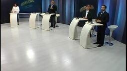 Confira o segundo bloco do debate com os candidatos à Prefeitura de Ituiutaba