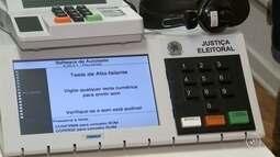Cartórios de Sorocaba lacram urnas eleitorais no fim de semana