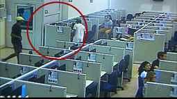 Bandidos invadem empresa de telemarketing e assaltam funcionários em João Pessoa