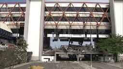 Presidente do CREA afirma que estrutura do Centro de Convenções corre risco de outra queda