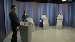 Candidatos do Crato e de Sobral participam de debate na TV Verdes Mares