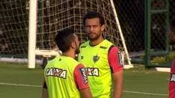 Atlético-MG se prepara para enfrentar o Juventude pela Copa do Brasil
