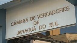 Condenado por tráfico, Presidente da Câmara de Jaraguá do Sul deve permanecer no cargo