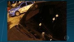 Bandidos e policiais trocam tiros em um dos acessos à Mangueira