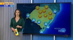 Tempo: quarta-feira (28) será quente em todas as regiões do RS