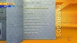 Empregos: indústria de Porto Alegre tem vagas para deficientes