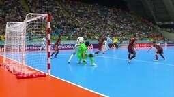 Argentina e Portugal decidem quem enfrentará a Rússia na final da Copa do Mundo de Futsal