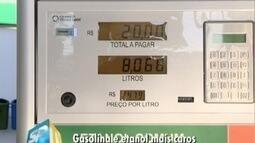 Preços dos combustíveis têm alta em Pres. Prudente