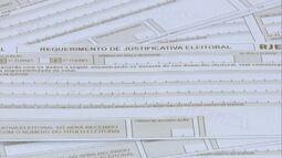 Formulários para justificativa de voto são preparados em Dracena
